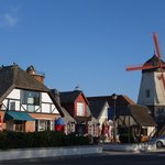 resque Solvang - wish we'd had longer to spend here and explore