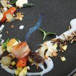 pancetta wrapped scallops - an absolute taste sensation