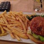 Hilton burger ��