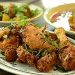 Spicy Kampong Fried Chicken