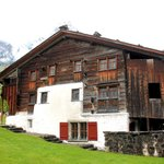 Bethlehem Haus, on the grounds, is the oldest in Switzerland,