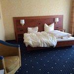 Stor och luftig rum