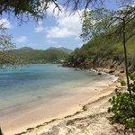 Beach around the corner