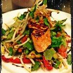 Salmon Thai Salad