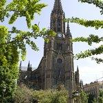 Catedral, a pocos metros