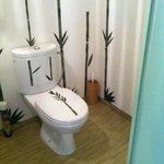 déco toilette