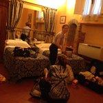 triple bed suite