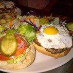 Bacon, Egg and CheeseBurger