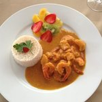 Prawn and Scallop Curry