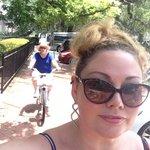 River Street selfie!
