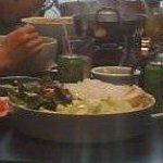 Shabu Shabu Hotpot at another table