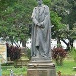 Statue de Vasco de Gamma  à Ernakulam