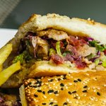 Arabic Kebab at lunch