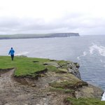 View to Marwick Head from Brough of Birsay