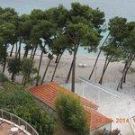 Grand, Orebic, Croatia - hotel's beach