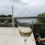 Grand, Orebic, Croatia - view from seaside terrace