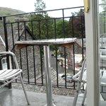 Balcony table.....