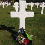 American cemetery Colleville-sur-Mer