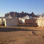 Aperçu de toiles de tentes