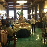 Free breakfast buffet in adjoining Bettoja Mediterraneo