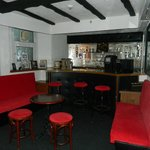 Bar and Seating Area