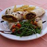 Super delicious arabic pita