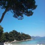 Grand, Orebic, Croatia - beach