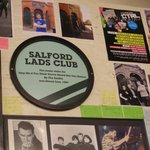 Inside the Salford Lads Club