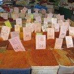 The great Jerusalem market