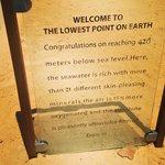 Sign at the kempinski beach