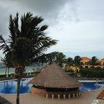 Swim up bar - pool and beach