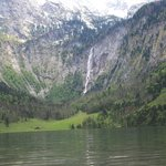 Taken on the furthest lake at Konigssee