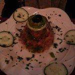 salade marocaine excellent et très bonne présentation bravo .