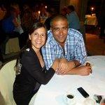 Mi esposo y yo en Consentido