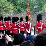 cambio de la Guardia Real