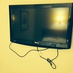 Nice TV, shame about the cables