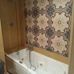 Room 332 bathroom