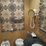 bathroom - room 332