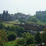 Parques y Areas Verdes Edimburgo