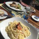 Dal ristorante