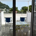 Terrace from the room