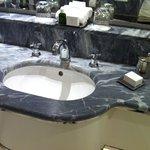 Room 701 - hand basin