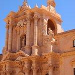 The duomo (cathedral) in Ortigia