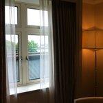 Room 701 - door to terrace