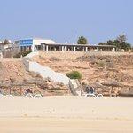 acesso praia/resort