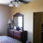 Sitting area of bedroom 2
