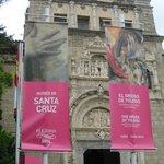 Toledo Museo Santa Cruz - El Greco Exhibition
