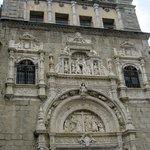 Toledo Museo Santa Cruz facade