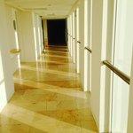 view of hallway