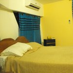 Comfortable, air-conditioned, and spacious rooms